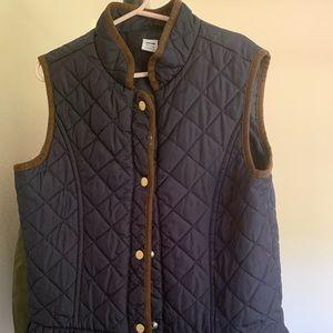 Janie & Jack Girls Vest 10-12